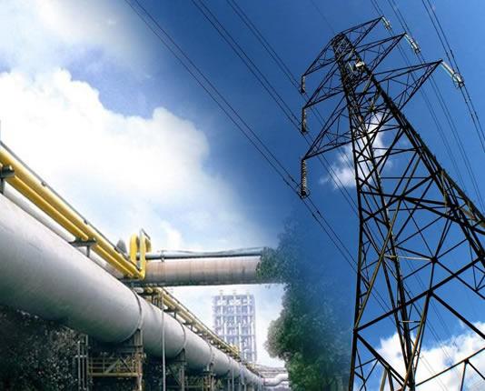 电力与管道