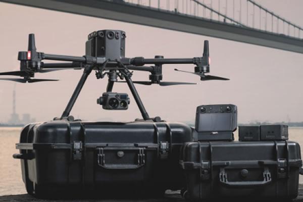 经纬 M300 RTK 及禅思 H20 系列云台相机全球发布:树立行业无人机新标杆