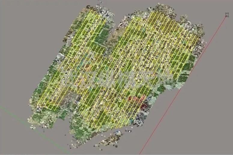 DJI便携式无人机工点地形解决方案