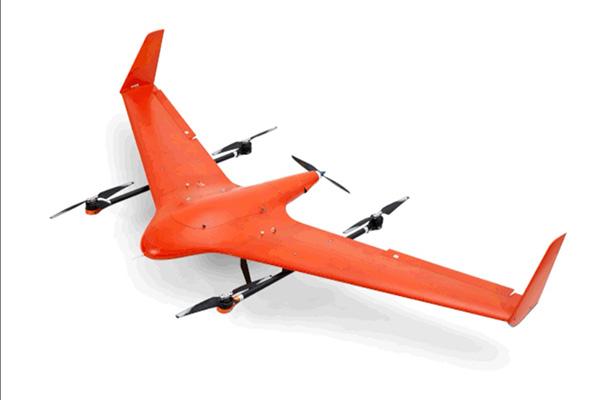 千巡翼Q10垂直起降无人机