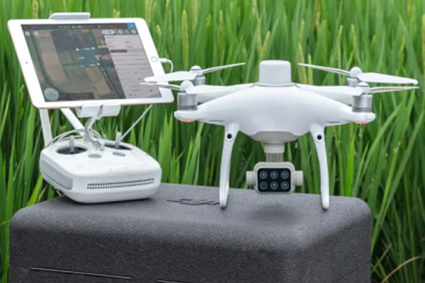 湖北大疆无人机地表最强农业检测新方案