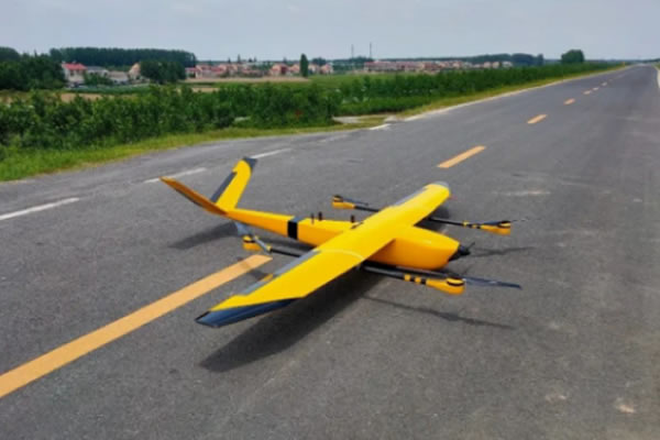 航测遥感事业部服务再升级!引进新款垂直起降无人机