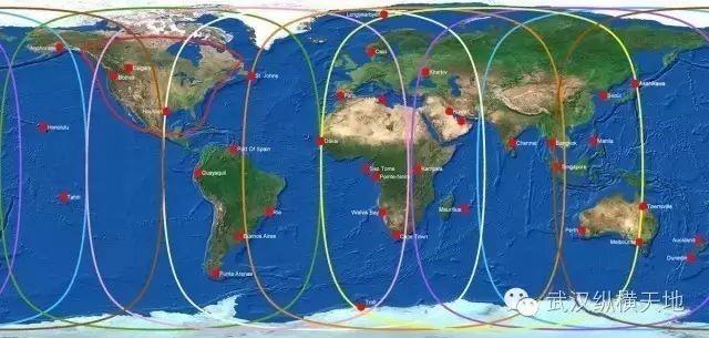【技术前瞻】纵横天地为海洋定位保驾护航——全球星站差分系统概述