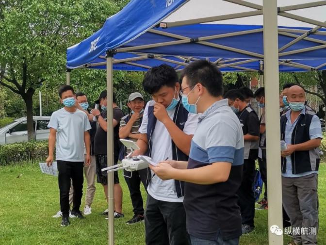 慧飞湖北武汉东湖高新分校 | 无人机测绘第四期培训圆满结束!