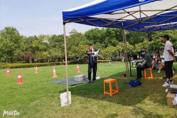 无人机测绘第六期学员高分毕业&第七期定制班开班! 慧飞湖北武汉东湖高新分校