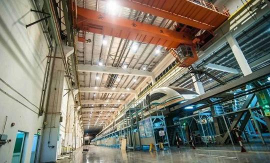 京沪高速磁浮进入交通部重点战略规划项目 属顶层设计研究