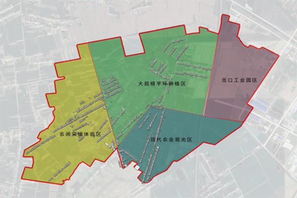 【国土】天门市岳口镇谭台村村庄规划项目
