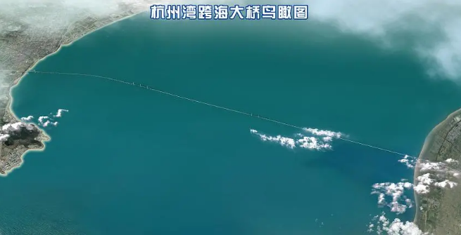 超级工程!世界最长高铁跨海大桥海上勘探完成