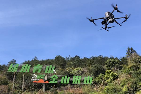 环境污染无处遁形 大疆无人机提供多样化环保解决方案